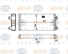 Radiatore Riscaldamento Volvo FH 12 340 / 380 / 420 / 460 / 500 dal 93 Originale