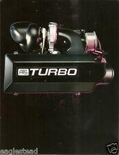 Truck Brochure - ATS - Ford IHC Diesel Advanced Turbo Systems (TB950)