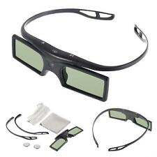 Bluetooth 3D Active Shutter Glasses for Epson/Samsung/SONY/SHARP Projector TV MT