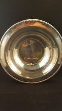 International Silver Co USA Serving Bowl 10""