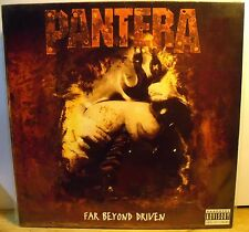 PANTERA - FAR BEYOND DRIVEN - LP 1994  Unplayed