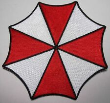 RESIDENT EVIL Large JACKET UMBRELLA Corporation Logo Embroidered patch 5 1/4""