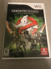 Ghostbusters: The Video Game (Nintendo Wii, 2009) BRAND NEW FACTORY SEALED