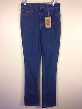 LL Bean Classic Fit Women's Jeans Size 8 Tall True Shape Denim NWT