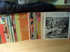 35 LP-Paket mit amerikanischen Kinder- und Jugendplatten