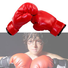 Kids PU Leather Boxing Glove, Child Boxing Glove for Training Competition