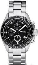 Fossil CH2600 Decker Chronograph Stainless Steel Mens Watch  NEW WITH TAGS