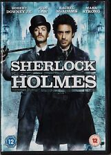 SHERLOCK HOLMES. PAL UK Zone 2. Languages: English, Italian