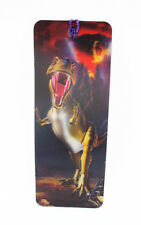 3D Bookmark Dinosaur Lenticular with Tassels Book Marks