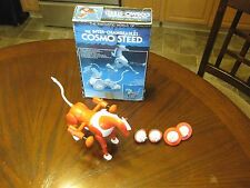 MICRONAUTS INTER-CHANGEABLES COSMO STEED COMPLETE MIB ORIGINAL MINT