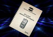 IGT S - Slot Machine Service and Parts Owners Manual 1986