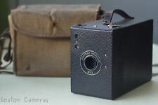 Kodak Portrait Hawkeye #2 120 box camera - working
