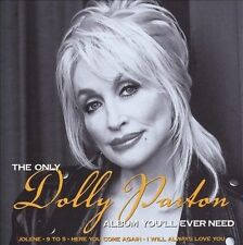 The Only Dolly Parton Album You'll Ever Need by Dolly Parton (CD, Mar-2005, Bmg)