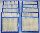 10 Pack of air filters replaces Briggs & Stratton Nos. 399959 & 491588S.