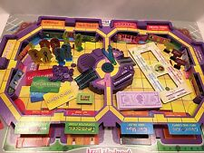 Mall Madness Electronic Talking Board Game Milton Bradley 2005 Complete Works