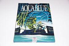Aquablue T5 Projet Atlanta / Cailleteau / Tota // Delcourt