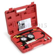 Auto Cylinder Engine Leakdown Leak Tester Compression Gauge Diagnostic Detector