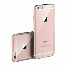 New Slim Transparent Clear Silicone Gel Case Cover for Apple iPhone 6S PLUS