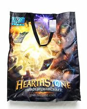 SDCC 2015 COMIC CON Blizzard HearthStone Heroes of Warcraft LARGE BAG SWAG