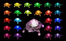 Solar Powered Turtle Lamp,Garden yard Lawn Decor Stake Color Changing LED Light