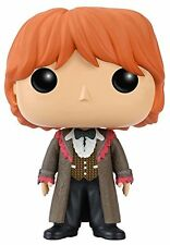 Funko Pop Harry Potter Ron Weasley Yule Ball Vinyl Action Figure Collectible Toy