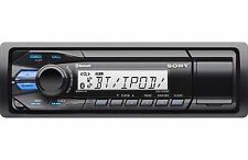 Sony DSX-M50BT MP3/USB In-Dash Marine Digital Media Receiver Bluetooth DSXM50BT