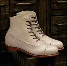 WOLVERINE 1000 MILE Women's Evelyn Cap Toe Boots - B - Made in USA