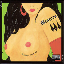 Sex, Drugs & Rock 'n' Roll [PA] by The Mentors (CD, Apr-1997, Aware One)