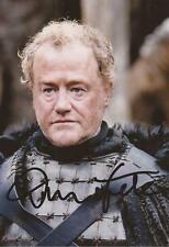 GAME OF THRONES: OWEN TEALE 'SER ALLISTER THORNE' SIGNED 6x4 ACTION PHOTO+COA