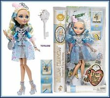 Ever After High DARLING CHARMING Doll King's Daughter NEW Royal REBEL Ships FREE