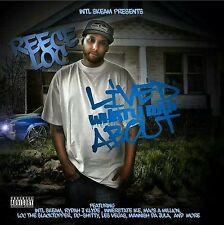 REECE LOC LIVED WHAT U RAP ABOUT DJ LOOT LES VEGAS RYDAH J KLYDE COLUMBO G-FUNK