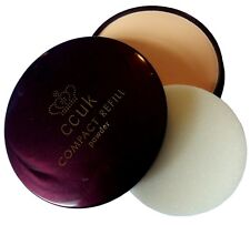 CCUK Face Powder - Tender Touch - Medium Pressed Powder