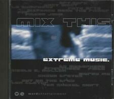 Music CD Mix This Extreme Music