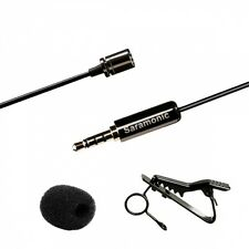 Saramonic SR-LMX1 Lavalier Microphone for Smartphones (UK Stock) BNIB