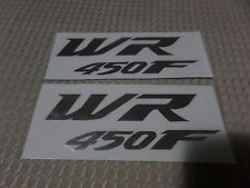 WR450F  2000-2012 GRAPHICS DECALS