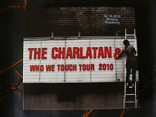 Slip Treble: The Charlatans : Who We Touch Tour Live Brixton Academy 2010