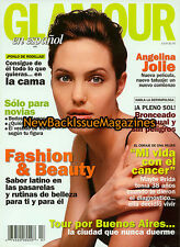 Spanish Glamour 7/03,Angelina Jolie,Eva Mendes,July 2003,NEW