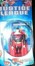 JUSTICE LEAGUE BLACK SUITED SUPERMAN MINT ON CARD