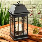 Smart Solar Seville Large Lantern Outdoor & Garden Solar LED Lights Lighting