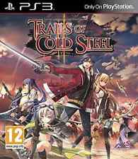 The Legend Of Heroes Trails Of Cold Steel II PS3 Game  GAME NEW
