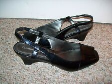 Flawless Womens shoes Naturalizer Sista size 8 Medium (FLOOR SAMPLE) Peep Toe