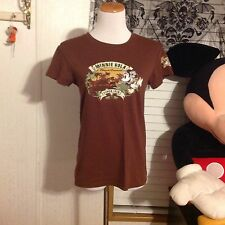 WORLD OF DISNEY NYC SHIRT SIZE SMALL MINnie Hula Beach Couture