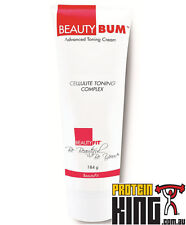 BEAUTYFIT BEAUTYBUM 184G CELLULITE TONING COMPLEX CREAM BEAUTY FIT BUM SMOOTHING