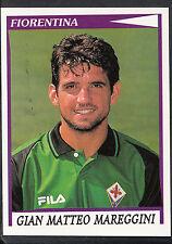 Panini Calciatori Football 1998 Sticker, No 115, Fiorentina - Mareggini