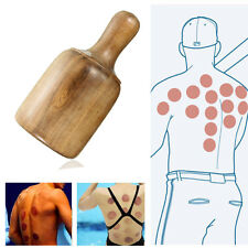 1Pcs Fragrant Wood Cups Therapy Body Massage Acupuncture Vacuum Cupping