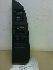 2001 - 2002 Acura CL  LH (driver) master window switch, mirrors OEM Black