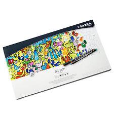 Lata De 40 Colores Variados Lyra felices Arte Plumas bosquejado artista Fieltro Punta