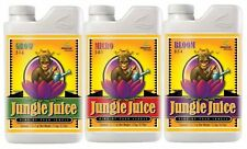 Advanced Nutrients Jungle Juice Grow Micro Bloom Set 1 Liter - 3 part base