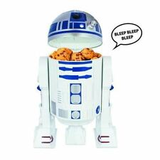 Star Wars R2-D2 Talking Cookie Jar with Lights and Sounds Biscuit Barrel Tin