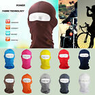 Full Face Mask lycra Balaclava Ultra-thin Motorcycle Cycling Ski Neck Cover New